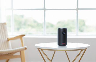 Anker etsii rahoittajia pienikokoiselle Nebula Capsule 2 -projektorille – mukana sisäänrakennettu Chromecast