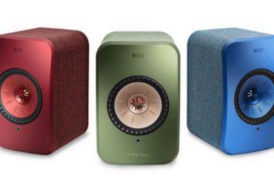 KEF julkisti pienemmän LSX-version kehutuista LS50 Wireless -kaiuttimistaan