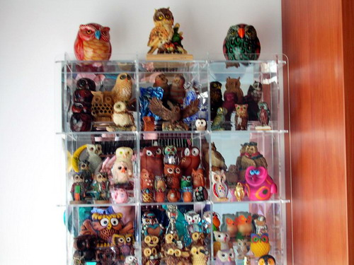 Galería fotográfica vitrinas y expositores de metacrilato