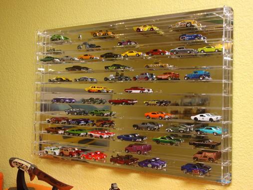Vitrinas de metacrilato para coches a escala 1 87 - Vitrina para colecciones ...