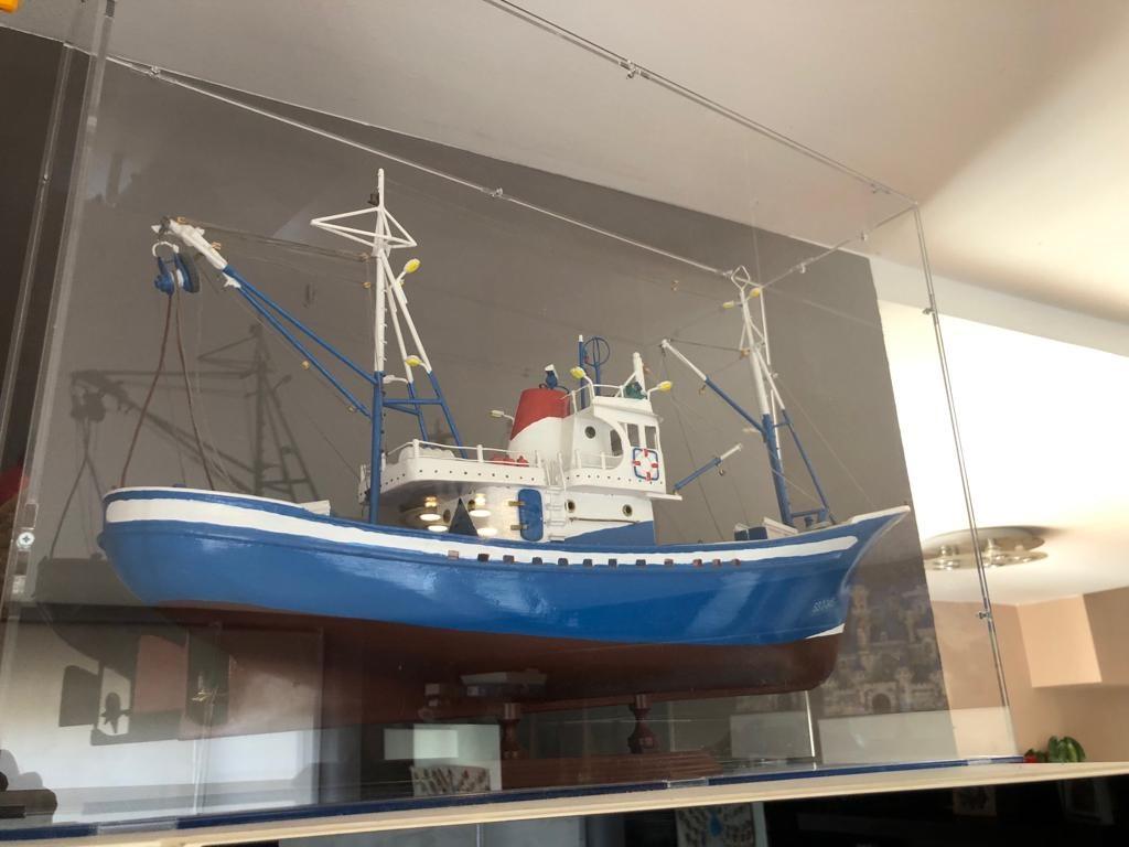 Urnas para barcos