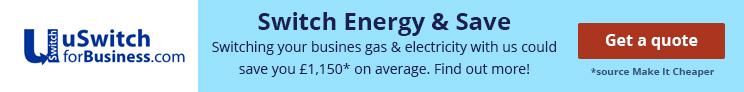 business energy savings banner