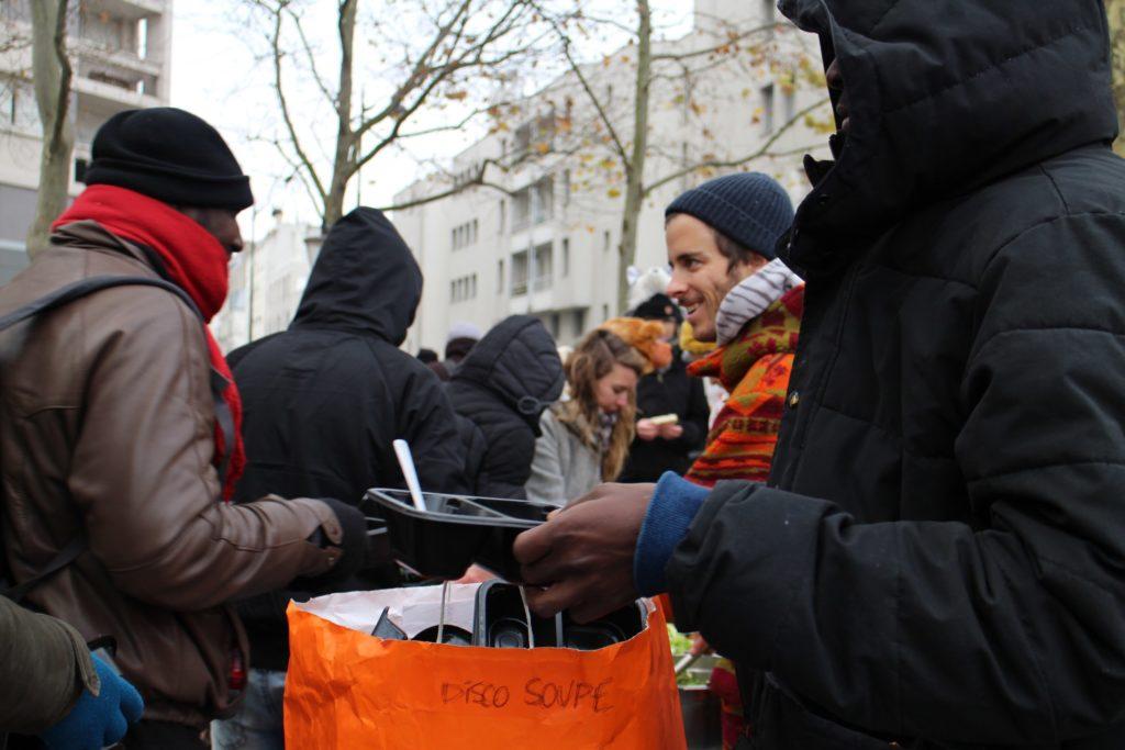 makesense discofugees disco soupe migrants Alice Hérait