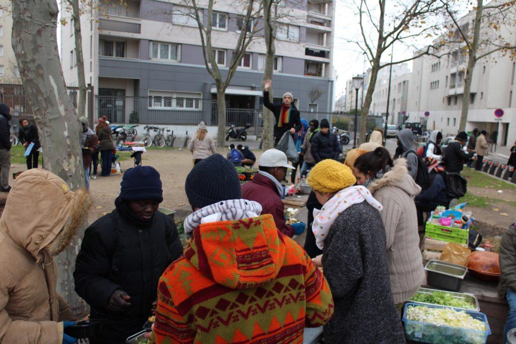 Alice Hérait discofugees migrants