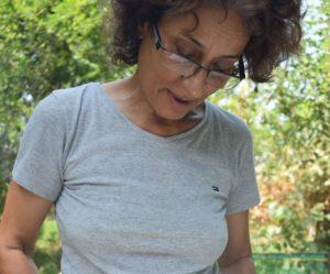 Shirin Parsi, entrepreneuse iranienne