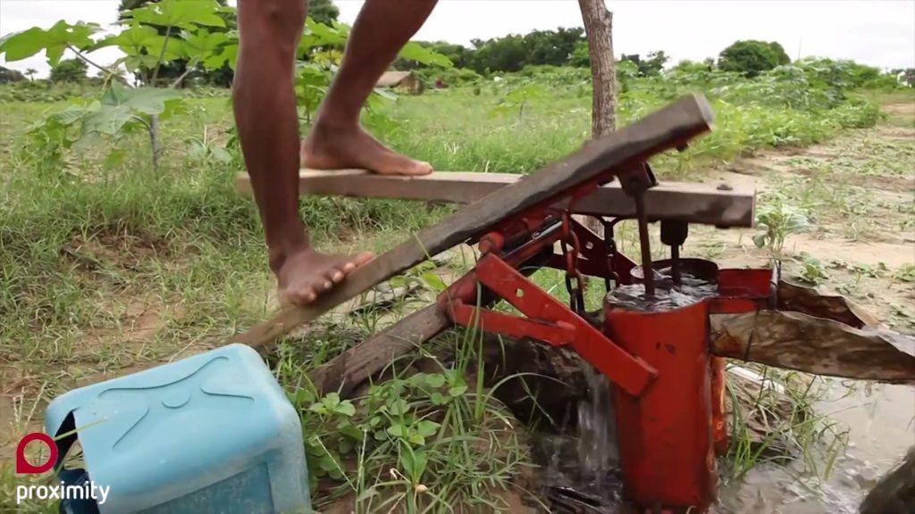 La pompe créée par Proximity Designs