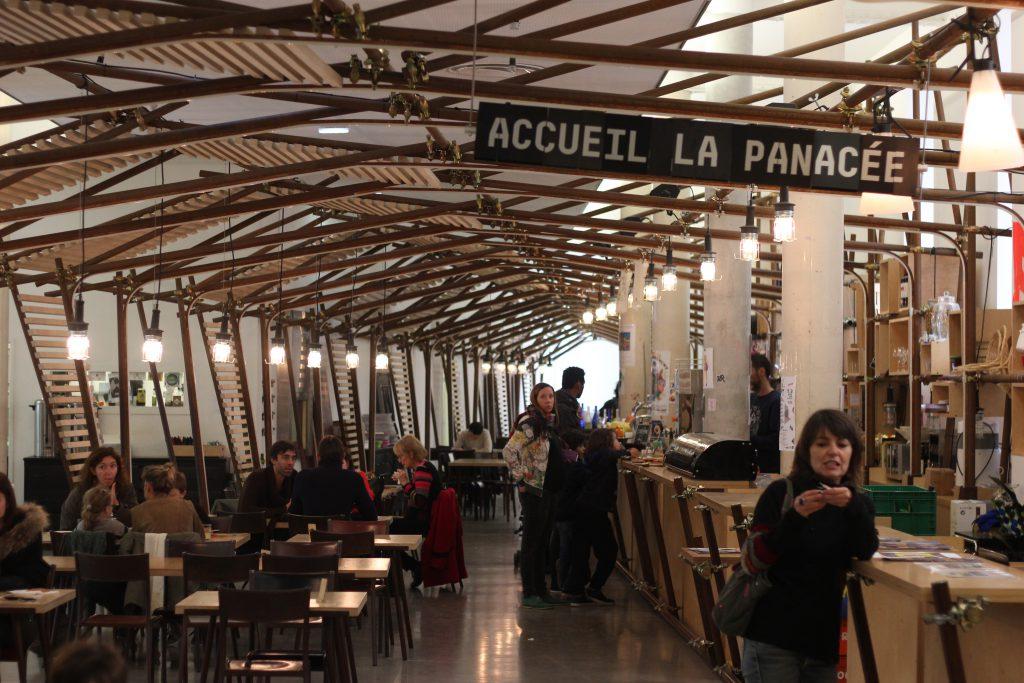 Bar de la Panacée