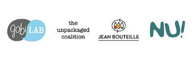 Jean Bouteille - NU! - The Unpackaged Coalition - GobiLab