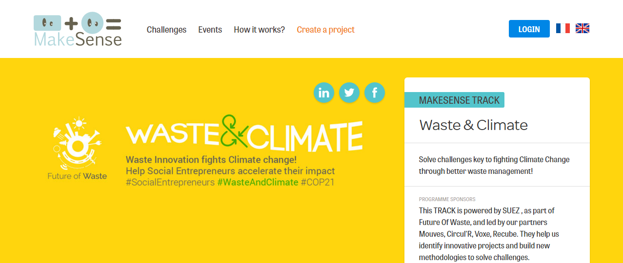 Waste&Climate Program