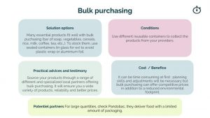 solution bulk purchasing future of waste