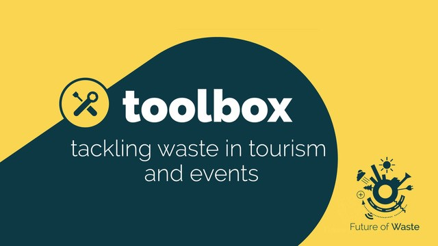 Toolbox tackling waste in tourism and events