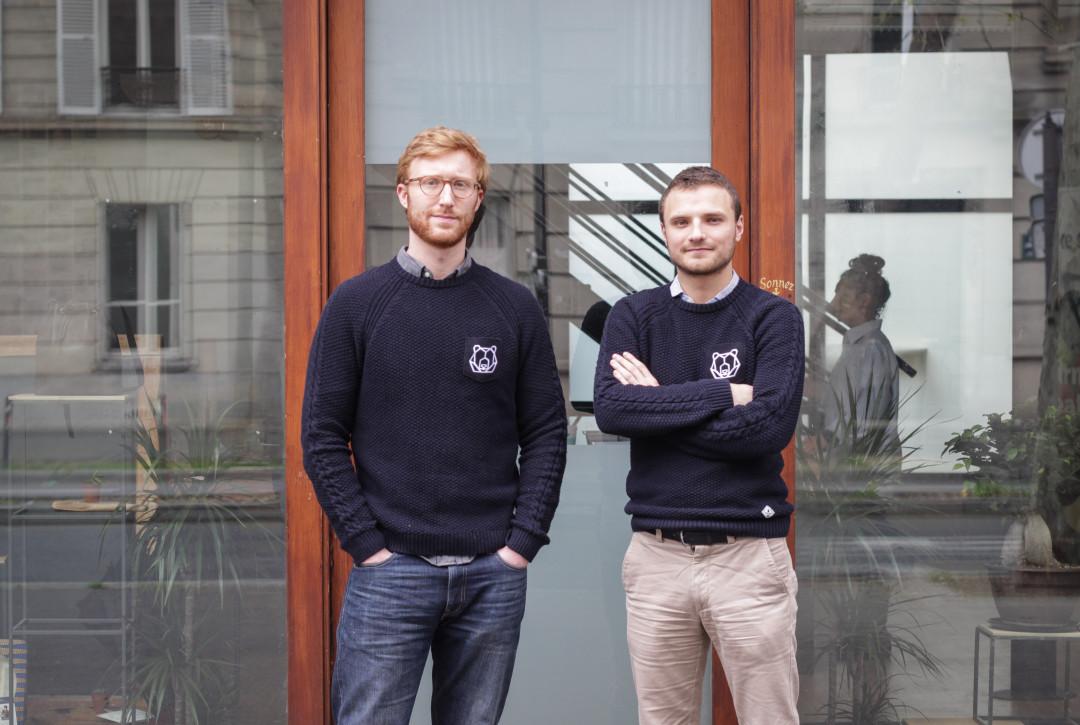 Edouard et Grégoire, Fondateurs de Wecandoo