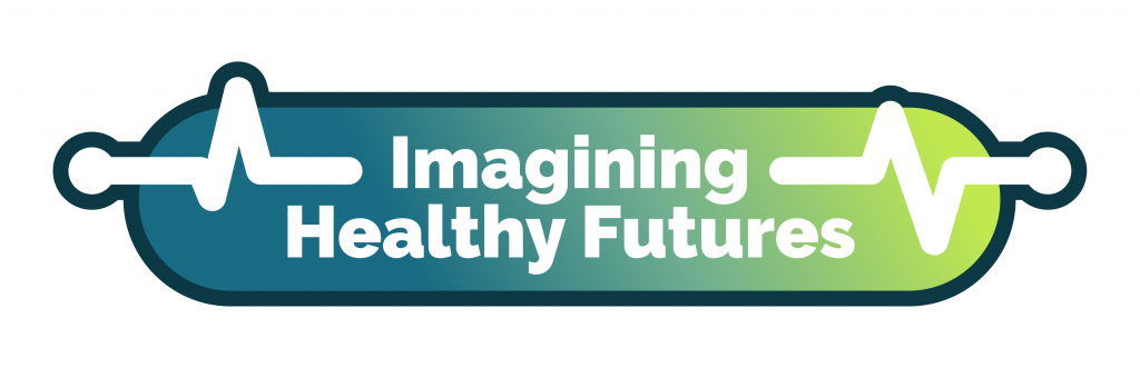 Imagining Health Futures logo - changing the future of health