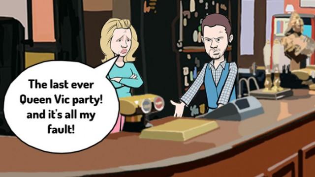 Story of the week - EastEnders Episode One