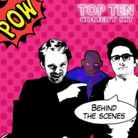 BBC Three Top Ten Comedy Kit Channel