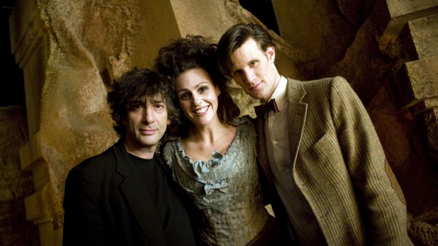 Neil Gaiman's Tips for Writing for the Doctor