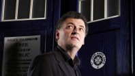 Steven Moffat talks about writing Doctor Who