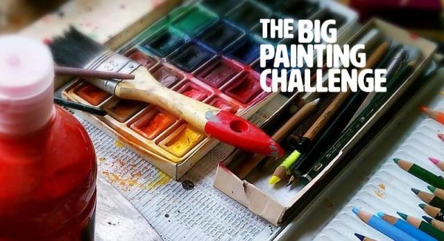Your Big Painting Challenge