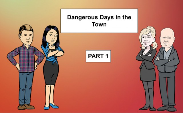 Story of the week - Dangerous Days