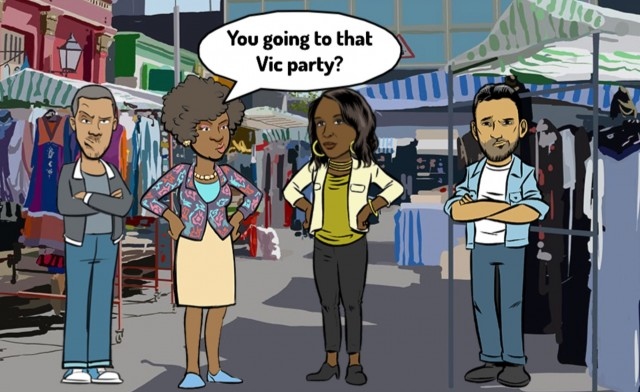 Story of the week - Big Vic Party