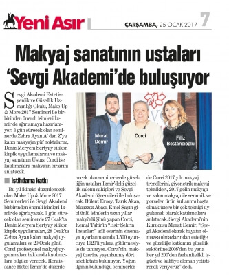Estetisyenlik Kursu İzmir & Güzellik Uzmanlığı Kursu | Sevgi Akademi