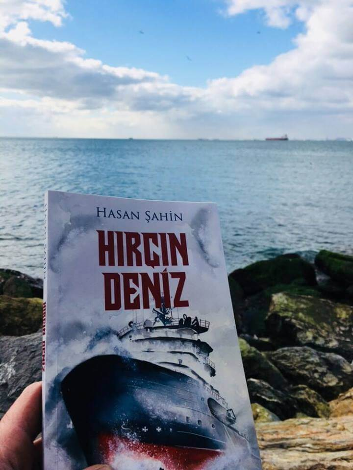 Hırçın Deniz - Hasan ŞAHİN