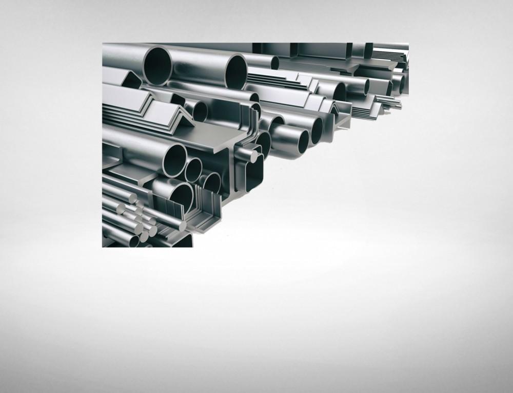 Standart Alüminyum Profiller