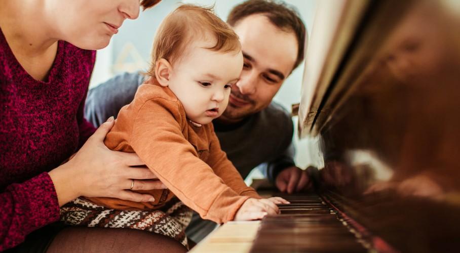 Neden Çocuğunuz Minik Mozart Olmasın?