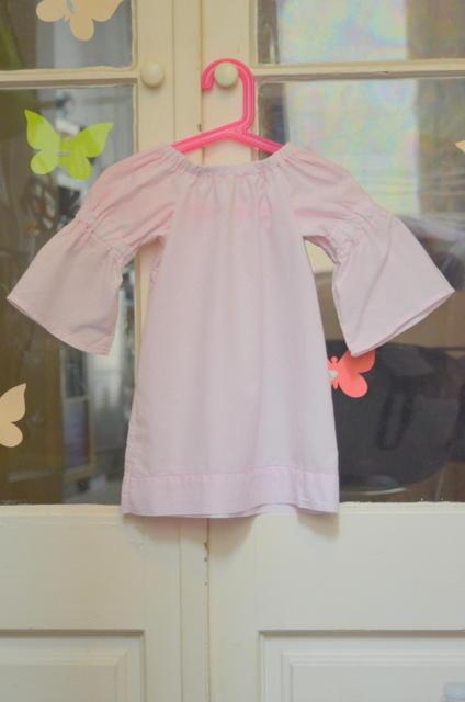 Audrey dress. Violete Field Threads