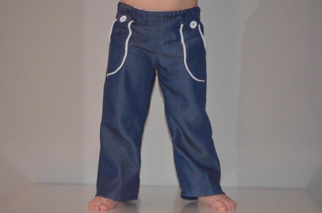 KCWC- dia 1: pantalón de niña- Ben & Mia pants de Lily Bird Studio