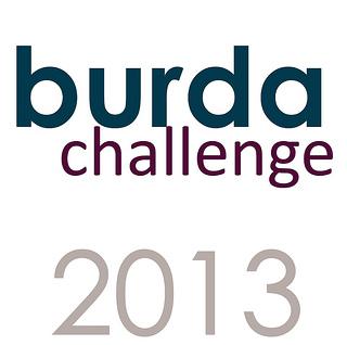 Falda súper comoda (Burda Style 2013/01 modelo 115)/ Burda Chalenge 2013