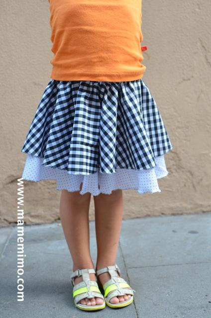 Isla Skirt (Petite Kids Boutique)