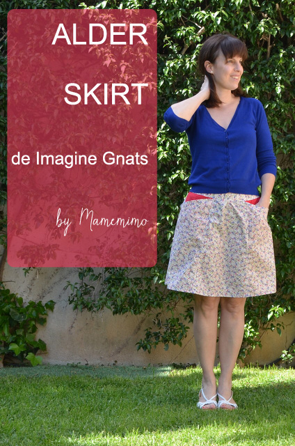 Alder Skirt de Imagine Gnats