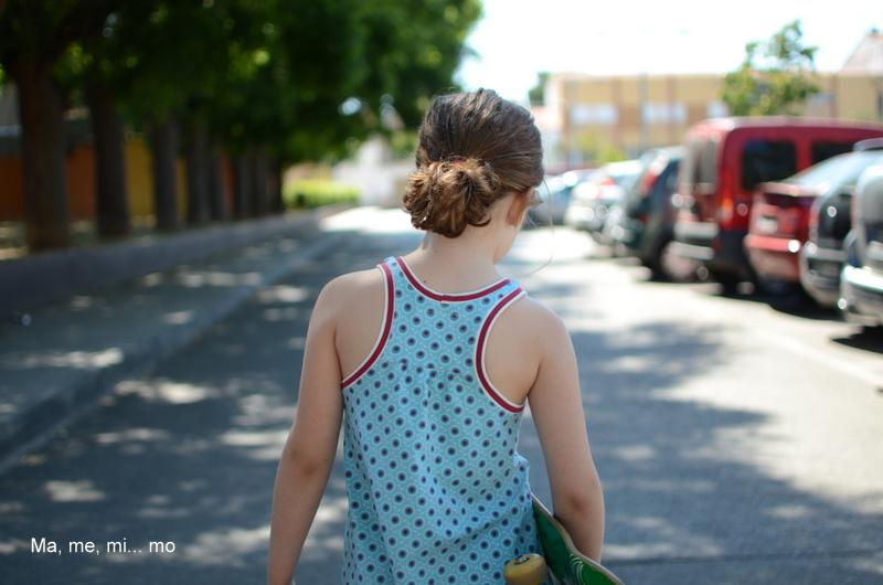 Inspirate en verano con Mamemimo día 1- Racerback dress