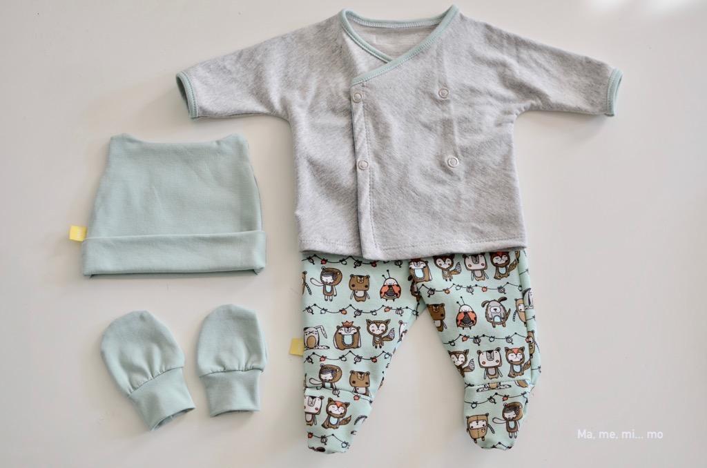 Las primeras puestas del bebé – ma, me, mi… mo