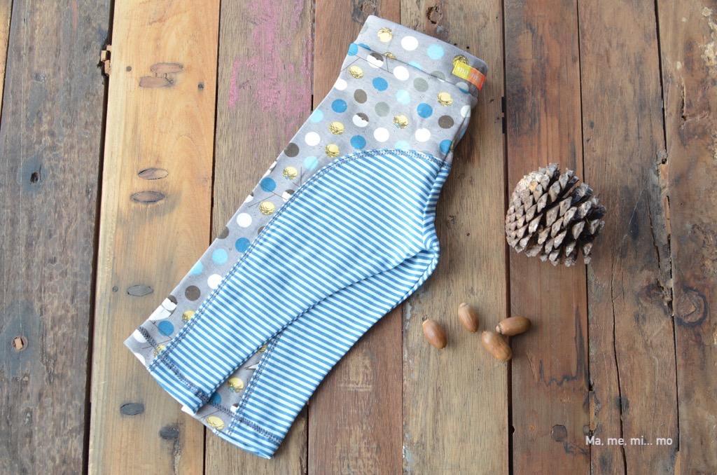 Dressage leggings: un patrón tres prendas 1/3