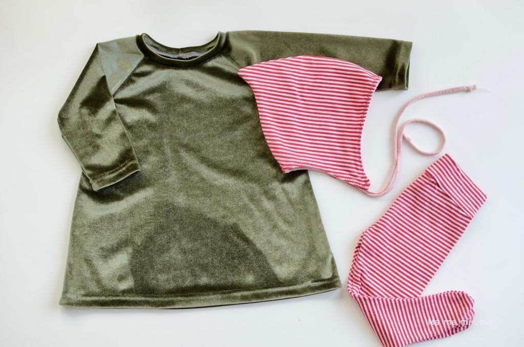conjuntos de bebé