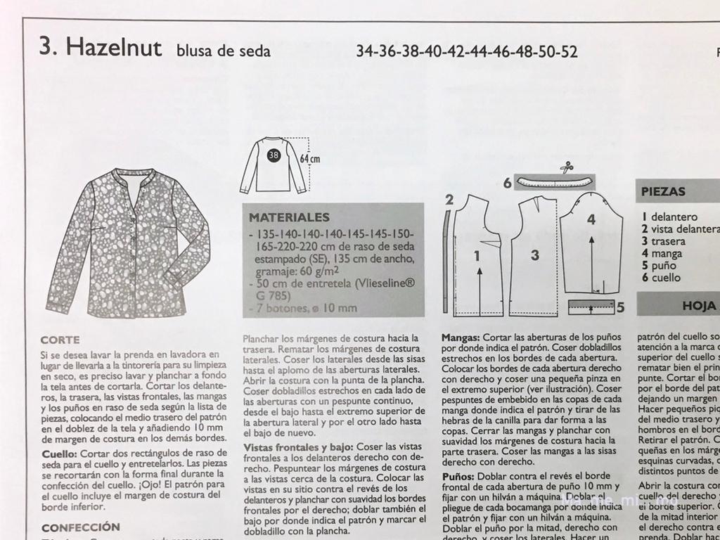 coser – ma, me, mi… mo