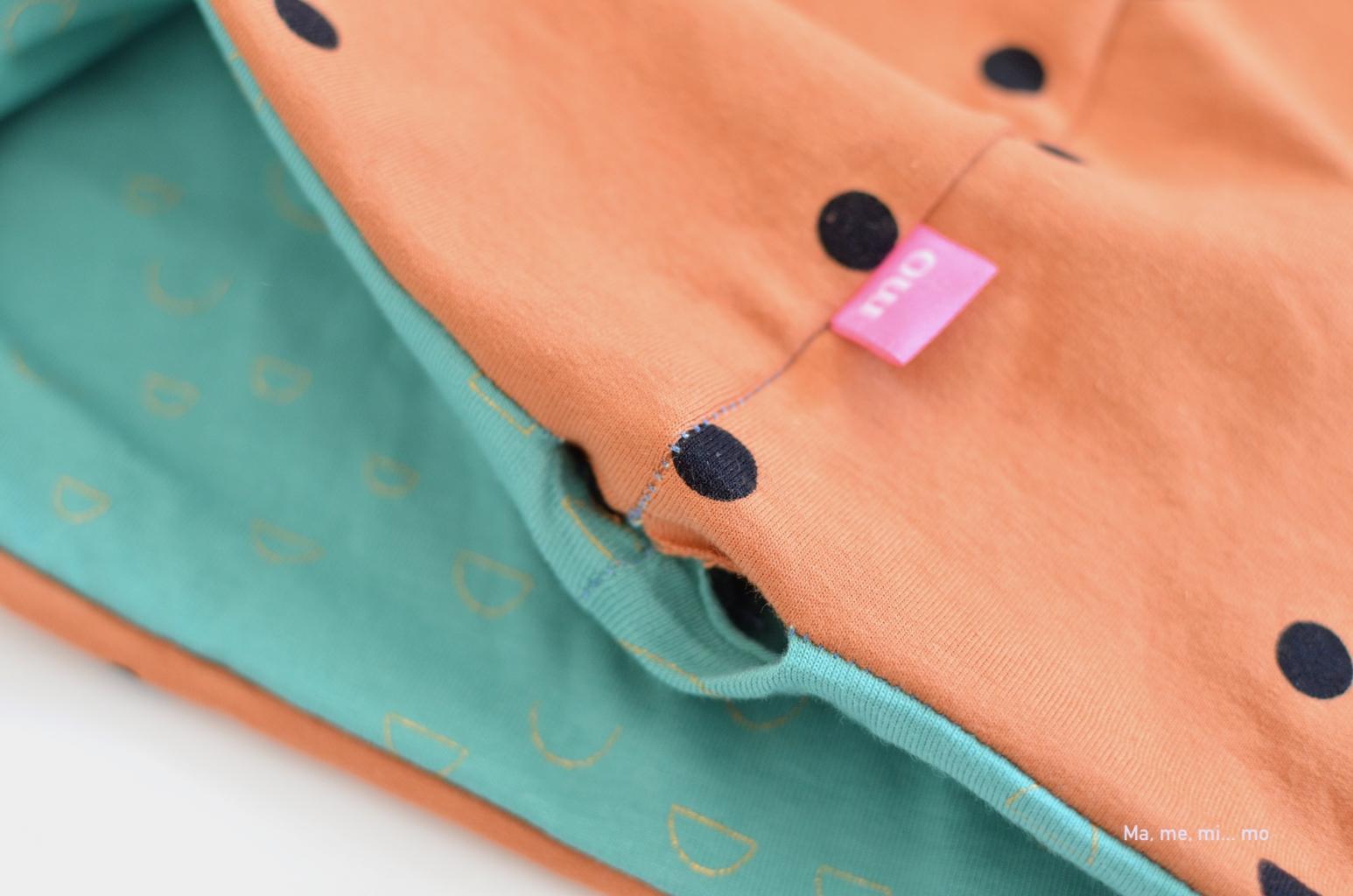 tutorial braga cuello mamemimo detalle agujero