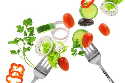 Salată creată