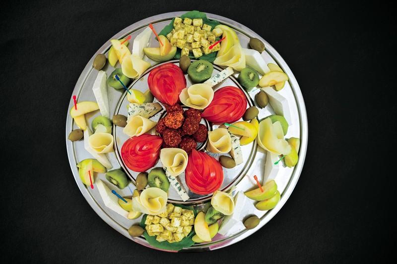 TUTTI FORMAGGI (Platou de brânzeturi nr. 7)