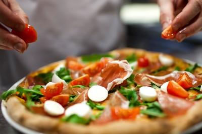 pizza creata