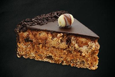 Prăjitură cu nuca și mascarpone