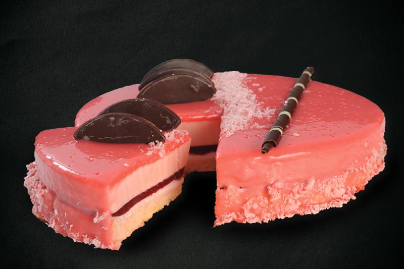 Tort de căpșuni