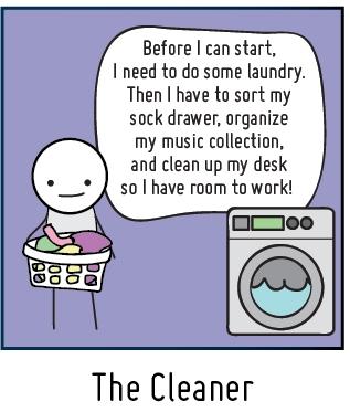 Le nettoyeur