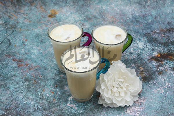 مشروب الكرك المثلج رمضان 2019