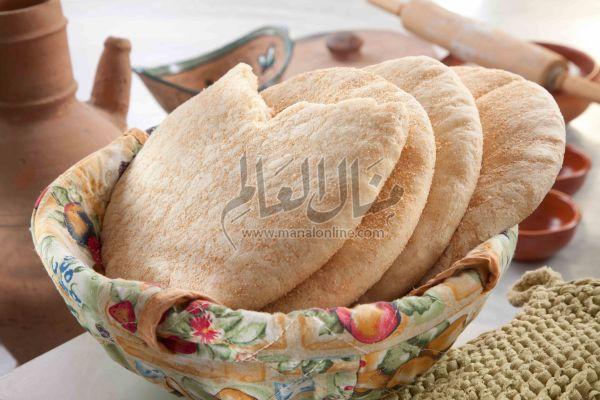 خبز النخالة