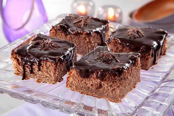كيك الشوكولاتة 2