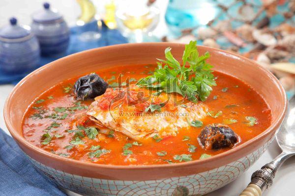 صالونة سمك زبيدي