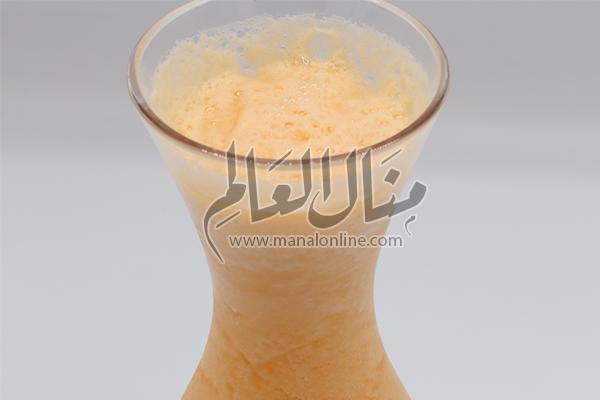 عصير الشمام 2